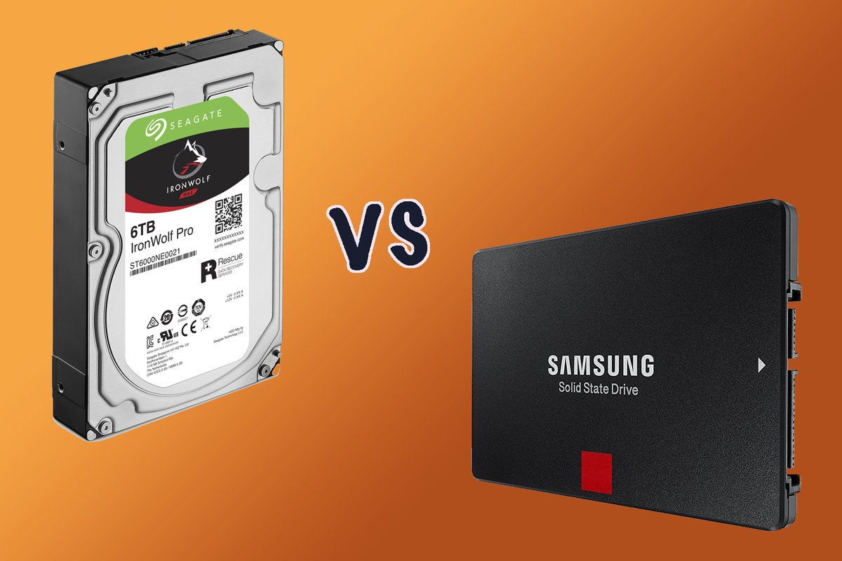 SSD vs HDD Which is better